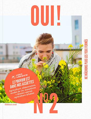 Oui ! N°2, édition 2018 - Le mag papier