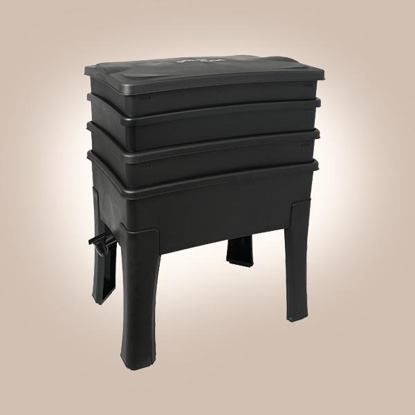 j ai test le lombricompostage oui le magazine de la ruche qui dit oui. Black Bedroom Furniture Sets. Home Design Ideas
