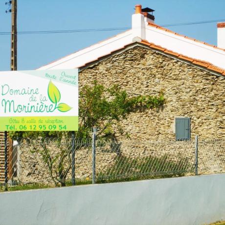 Domaine de la Morinière