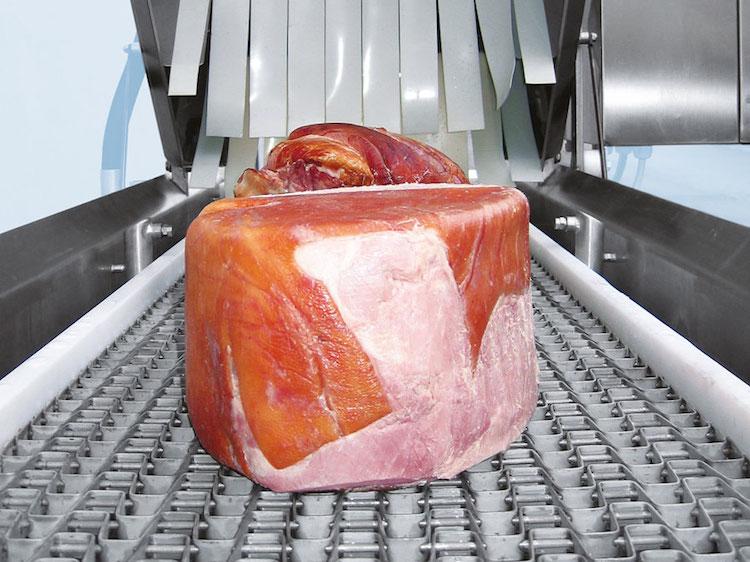 Le jambon « Prix gagnant » annonce seulement 73% de jambon de porc dans ses ingrédients.