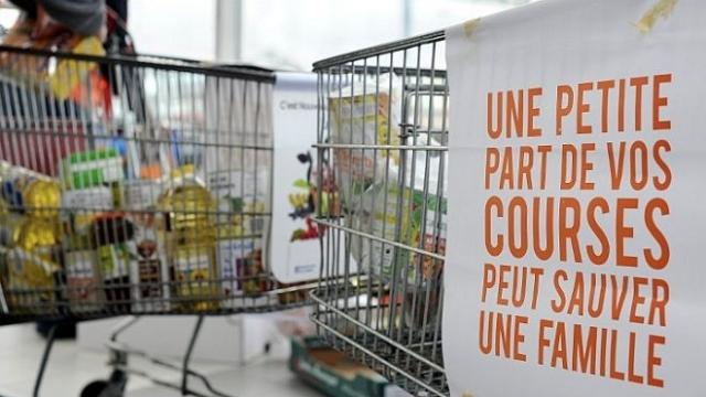 En Nord-Pas-de-Calais, la part du budget des ménages consacré à l'alimentation se réduit inéxorablement.