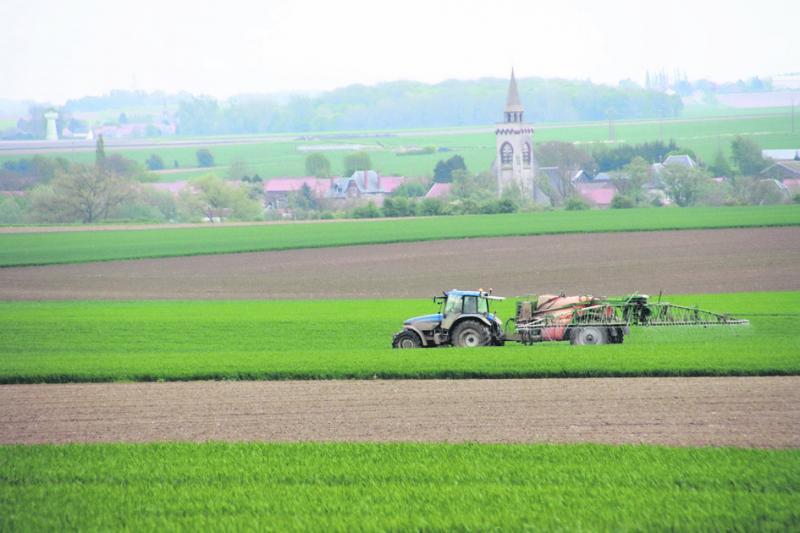 L'agriculture est le premier employeur régional