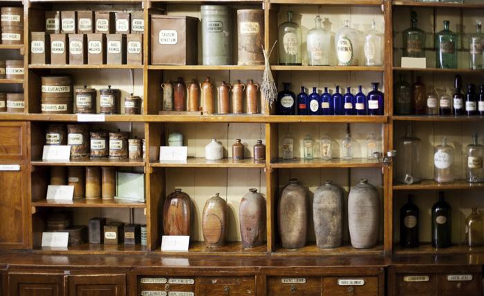 Le diplôme d'herboristerie a disparu avec le régime de Vichy.