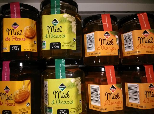 Plus de la moitié des miels de France sont importés.