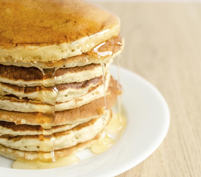 Do you like pancakes ? We do.