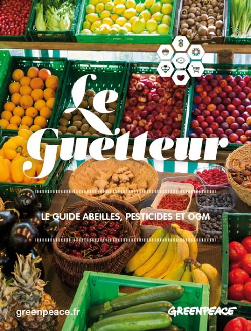 Le nouveau guide de Greenpeace épingle les marques utilisant des OGM.