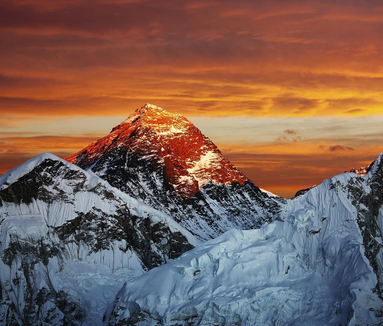 L'Himalaya, le point de départ de notre histoire...