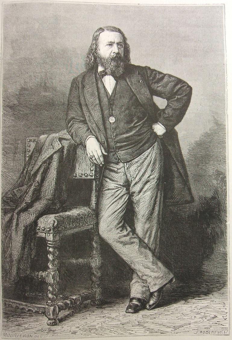 Théophile Gautier : le premier pothead de l'histoire de France ?