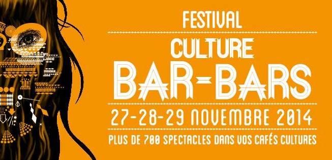 Le collectif Bars Bars, c'est 500 lieux en France, et même quelques-uns en Amérique du Sud