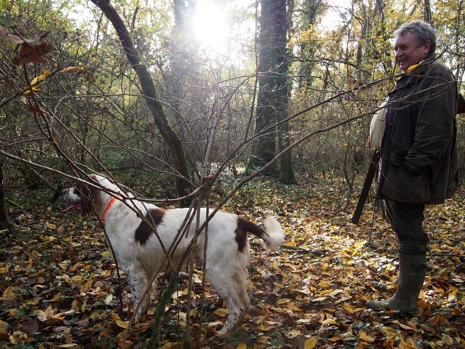 Un chasseur sachant chasser sans son chien... n'existe pas vraiment.