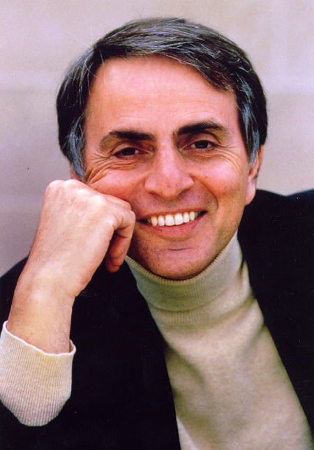 """""""Si toutes les idées ont la même validité, vous êtes perdu : car alors aucune idée n'a plus de valeur."""" - Carl Sagan (1934 - 1996), astronome américain"""