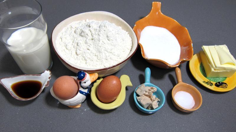 Simplissime la recette du mannala. Photo http://www.supertoinette.com/recette/2150/manalas-ou-mannele.html