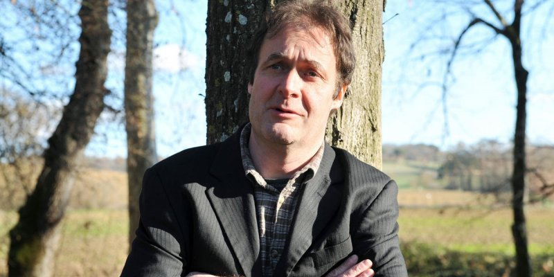 Alain Canet, président de l'Association Française d'Agroforesterie