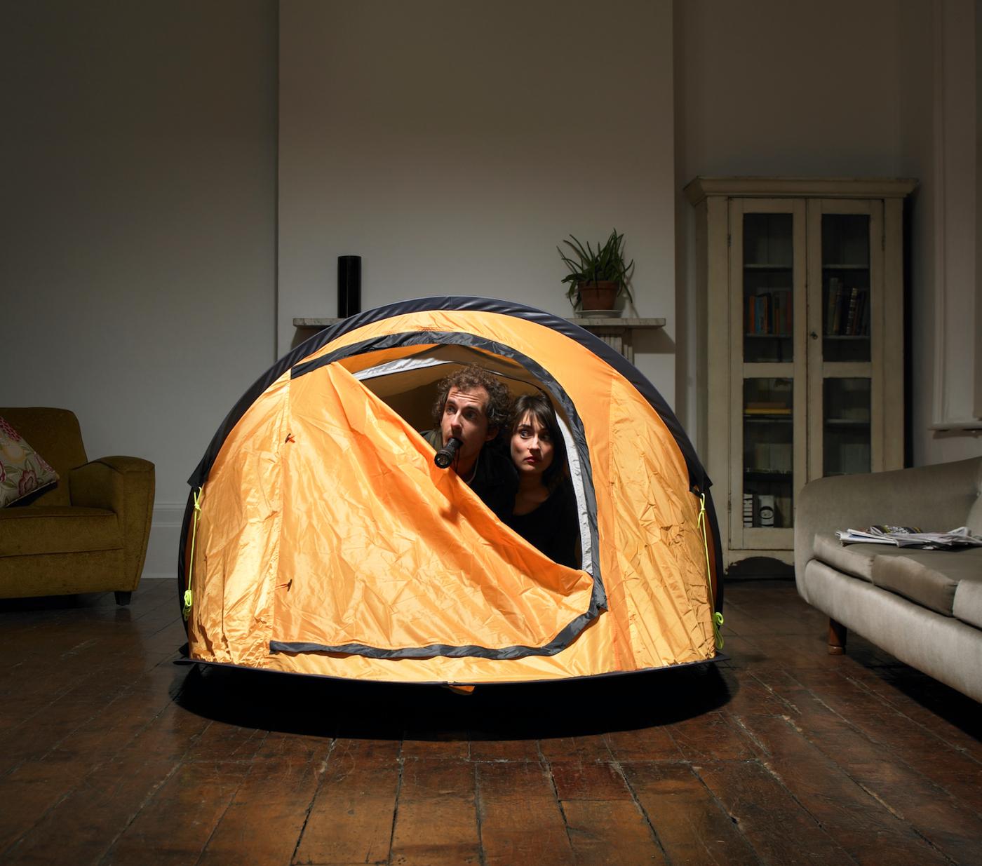 Le camping chez l habitant a vous tente la ruche qui dit oui - Camper chez l habitant ...