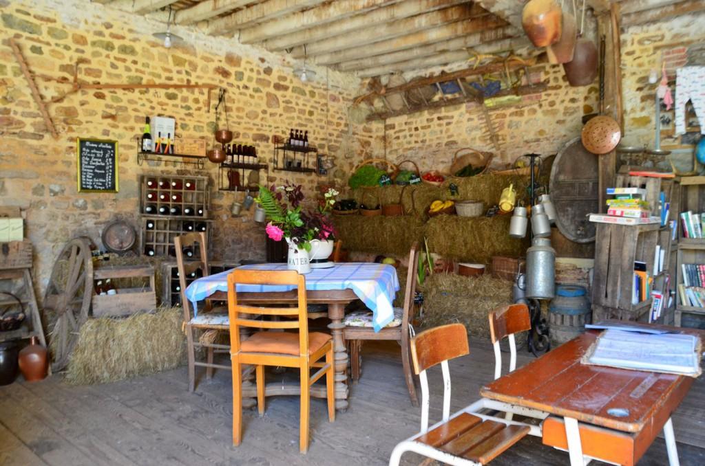 Le cellier, magasin à la ferme ouvert 24/24h.