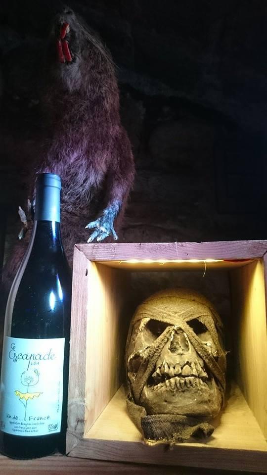 Brrr, la nuit des vins nus.