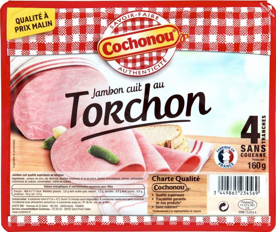 Cochonou fabriqué en France