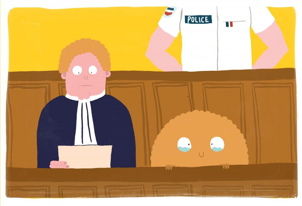 Le gluten dans le box des accusés - un coupable idéal ?