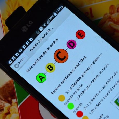 Open Food Facts Le Wiki Des Etiquettes Nutritionnelles Oui Le