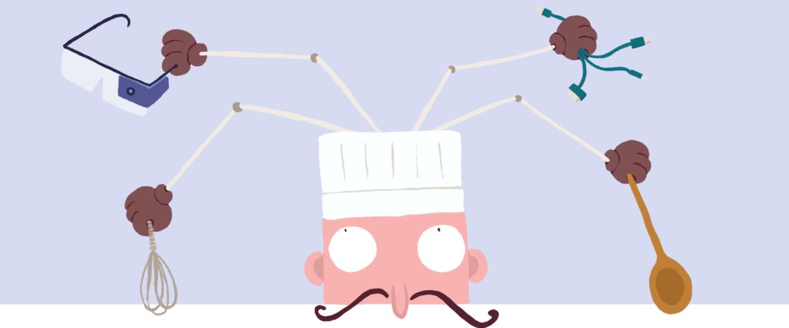 10 objets connectés pour la cuisine, indispensables ou pas !