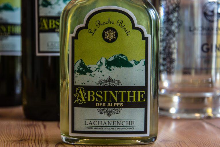 L'absinthe.