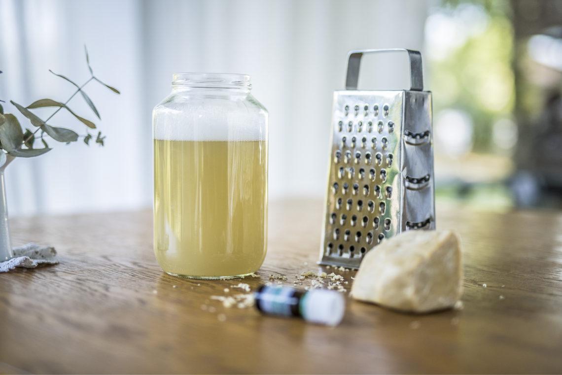 Lessive maison au lierre et bien plus encore oui le magazine de la ruche qui dit oui - Lessive maison quelle huile essentielle ...