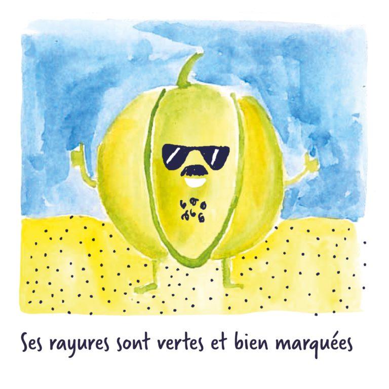 Comment Choisir Enfin Un Bon Melon Oui Le Magazine De La