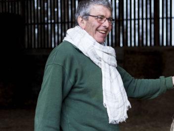 Jacques Follet, liniculteur en Seine-Maritime