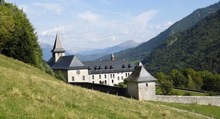 Abbaye savoyarde Notre-Dame de Tamié