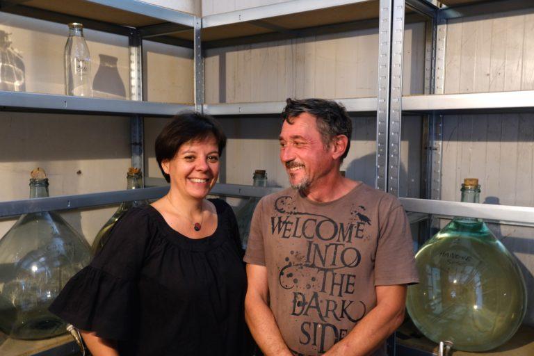 Céline et Ludovic Maufras