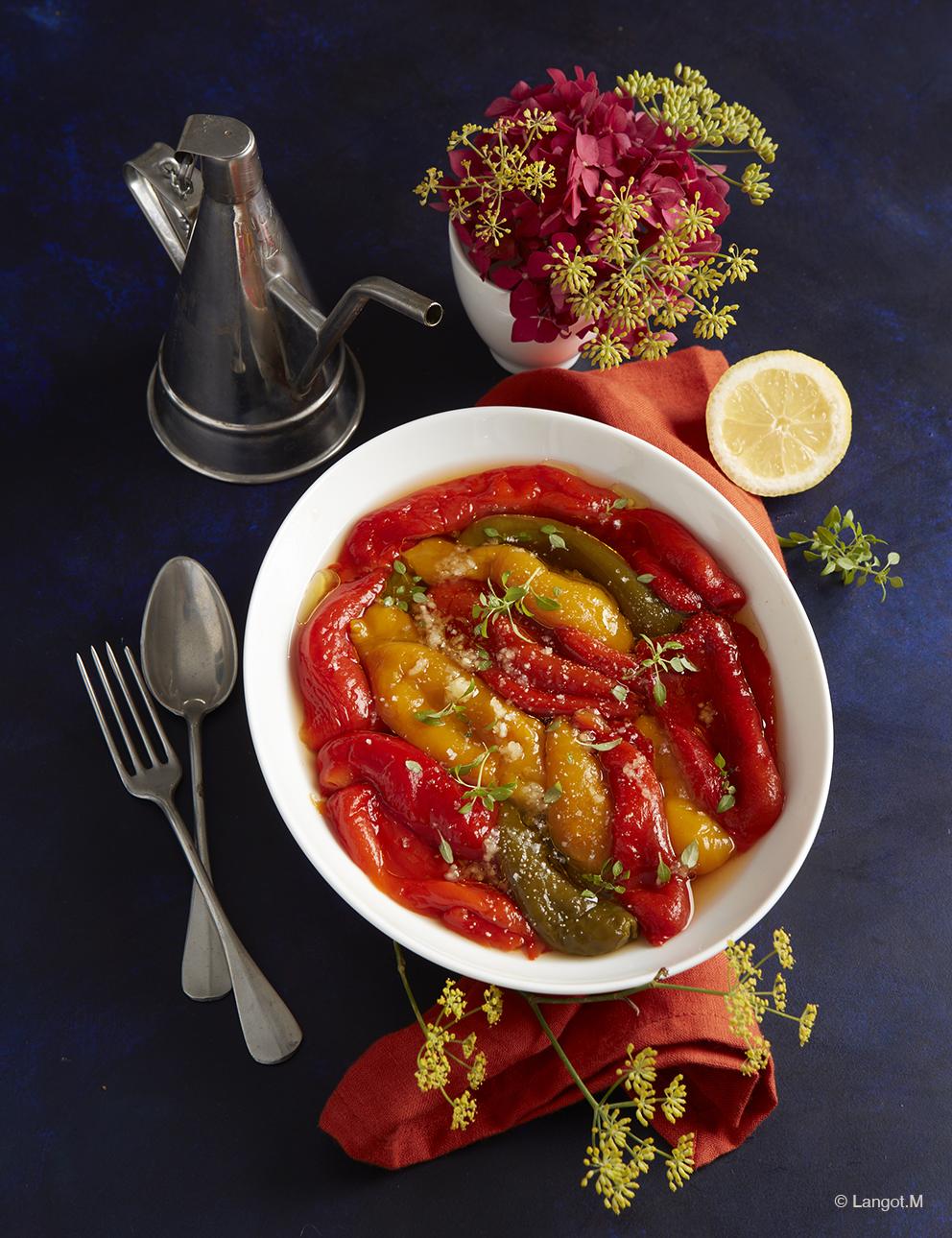 Ricette estive a base di peperone